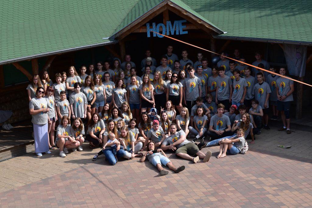 Obozy młodzieżowe - English Camp